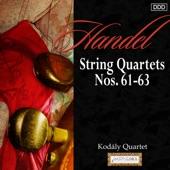 """Kodály Quartet - String Quartet No. 62 in C Major, Op. 76 No. 3, Hob. III:77 """"Emperor"""": II. Poco adagio, cantabile"""