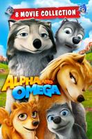 Lions Gate Films, Inc. - Alpha and Omega 8 Pack artwork