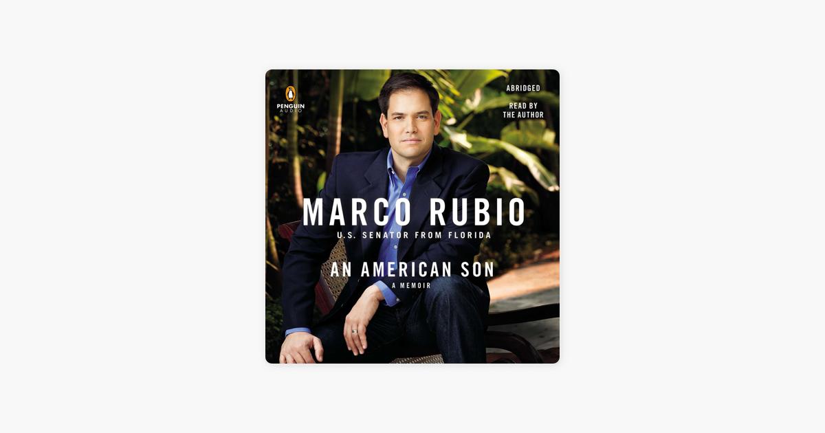 An American Son: A Memoir