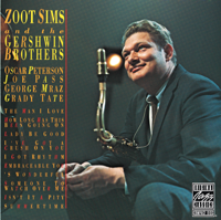 Zoot Sims - Zoot Sims & the Gershwin Brothers (Remastered) artwork