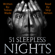 Tobias Wade - 51 Sleepless Nights: Collection of Horror Stories (Unabridged)