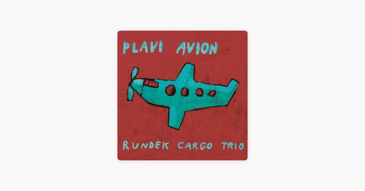 rundek cargo trio plavi avion