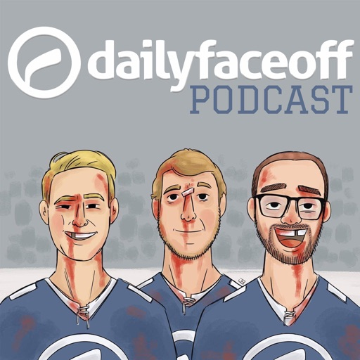Cover image of DailyFaceoff Podcast