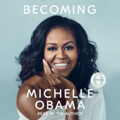 Becoming (Unabridged) - Michelle Obama Cover Art
