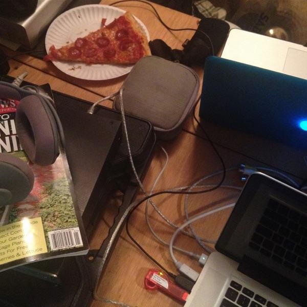 Funky Pizza – הרדיו הבינתחומי