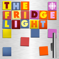 Podcast cover art for The Fridge Light