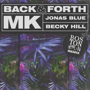 Back & Forth (Boston Bun Disco Frenetico Remix) - Single Mp3 Download