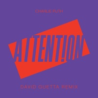 Charlie Puth - Attention (David Guetta Remix)
