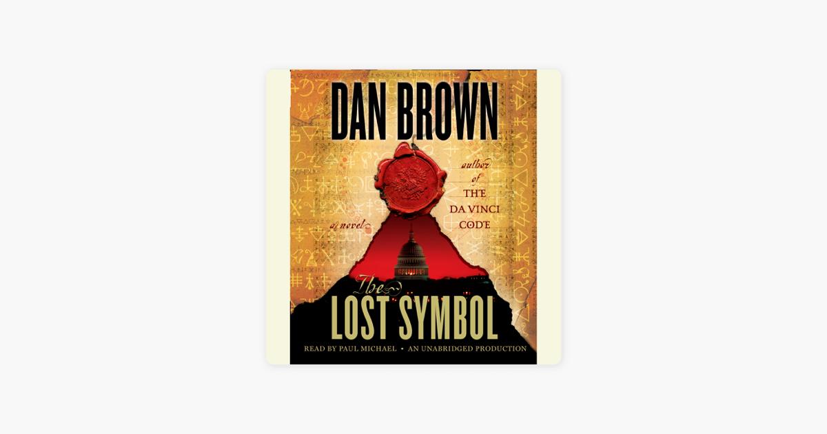 The Lost Symbol (Unabridged) - Dan Brown