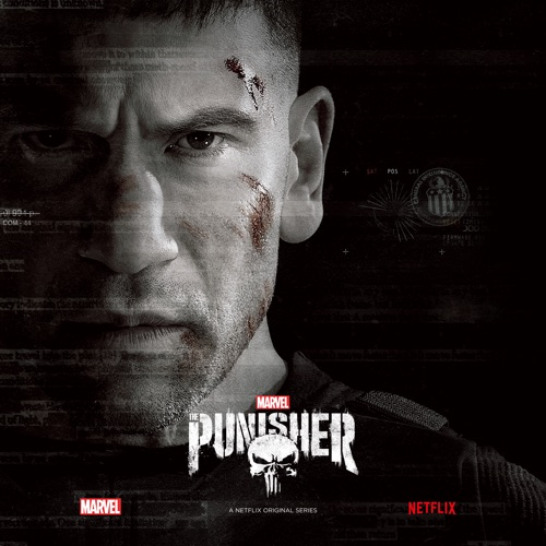 Marvel's The Punisher,  Season 1 poster