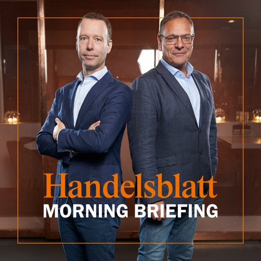 Cover image of Handelsblatt Morning Briefing
