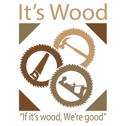 Cover image of It's Wood - A show about all things woodworking