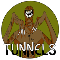 Podcast cover art for Tunnels