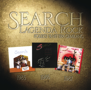 Search - Lagenda Rock Koleksi 16 Hit Era Gemilang