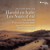 Les Siècles, François-Xavier Roth, Tabea Zimmermann & Stéphane Degout - Berlioz: Harold en Italie, Les Nuits d'été artwork