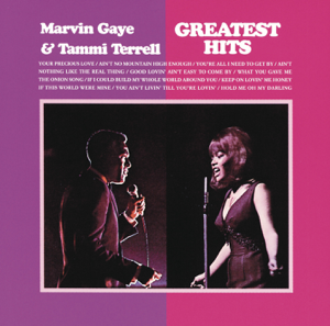 Marvin Gaye & Tammi Terrell - Ain't No Mountain High Enough