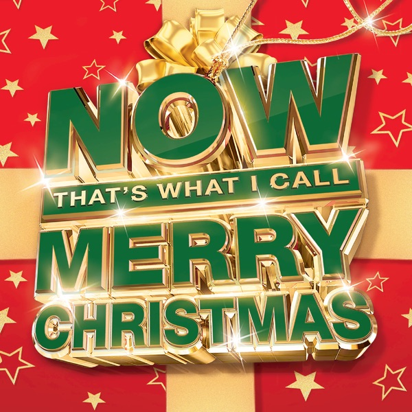 NOW That's What I Call Merry Christmas album image