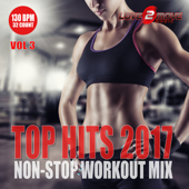 Top Hits 2017 Vol. 3 - Non-Stop Workout Mix 130BPM (Ideal for Cardio, Step, Running, Cycling, Gym & Fitness)