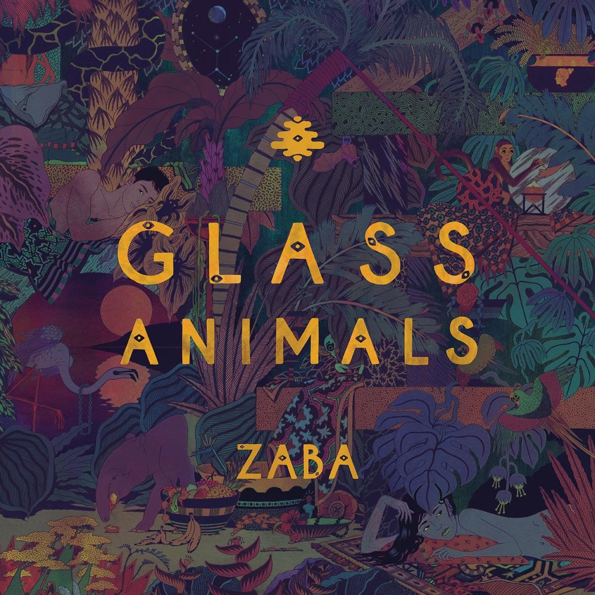 Zaba Glass Animals CD cover