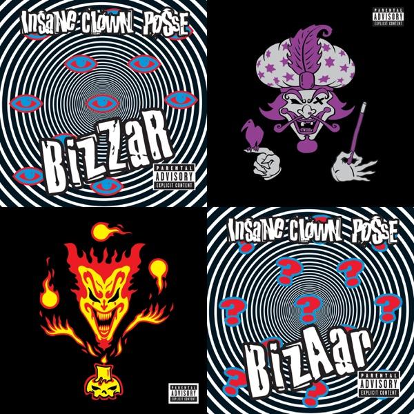 Bizzar / Great Milenko / Amazing Jeckel Brothers / Bizaar