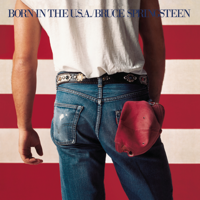 Album Born in the U.S.A. - Bruce Springsteen