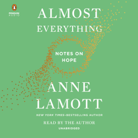 Almost Everything: Notes on Hope (Unabridged) audiobook