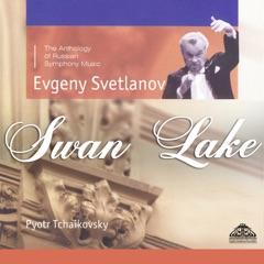 The Swan Lake, Op. 20, Act II, Scene 10: Scène