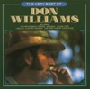 Icon The Very Best of Don Williams