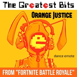 ‎Orange Justice Dance Emote (From