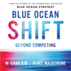 Renée Mauborgne & W. Chan Kim - Blue Ocean Shift: Beyond Competing - Proven Steps to Inspire Confidence and Seize New Growth (Unabridged) artwork