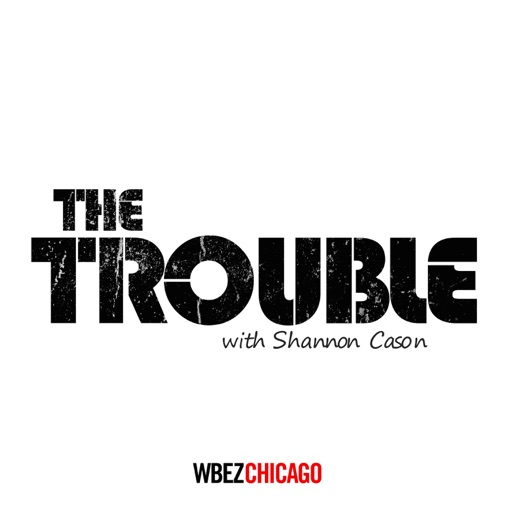 Cover image of The Trouble