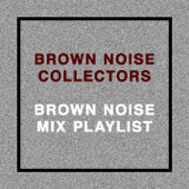 Brown Noise with Air Conditioning Unit and Industrial Fan in Stereo