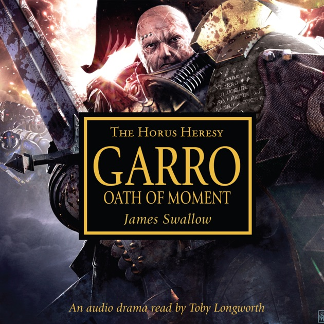 Garro: legion of one (the horus hersey): james swallow.