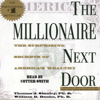 Thomas J. Stanley - The Millionaire Next Door (Unabridged)  artwork