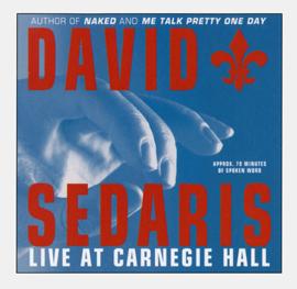 David Sedaris audiobook