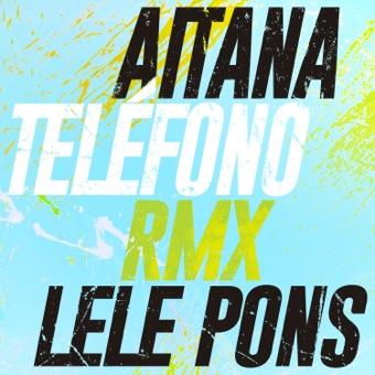 Aitana, Lele Pons - Telefono
