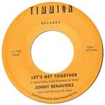 Jonny Benavidez - Let's Get Together (feat. Cold Diamond & Mink)