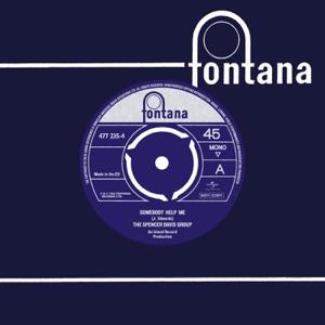 Somebody Help Me / Stevie's Blues - Single