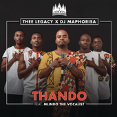 Thando (feat. Mlindo The Vocalist)