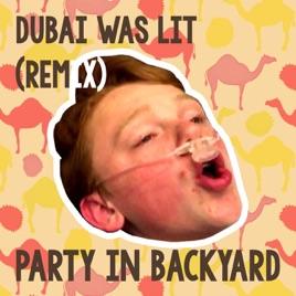 Dubai Was Lit Remix