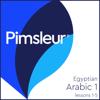 Pimsleur - Pimsleur Arabic (Egyptian) Level 1 Lessons  1-5  artwork