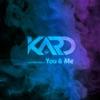 KARD 2nd Mini Album 'You & Me' - EP, KARD