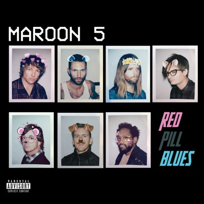 Red Pill Blues + (Deluxe) - Maroon 5