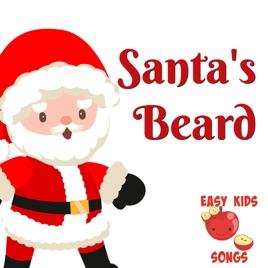 santas beard a christmas song single easy kids songs