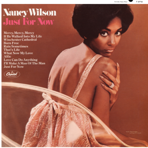 Nancy Wilson - Just For Now