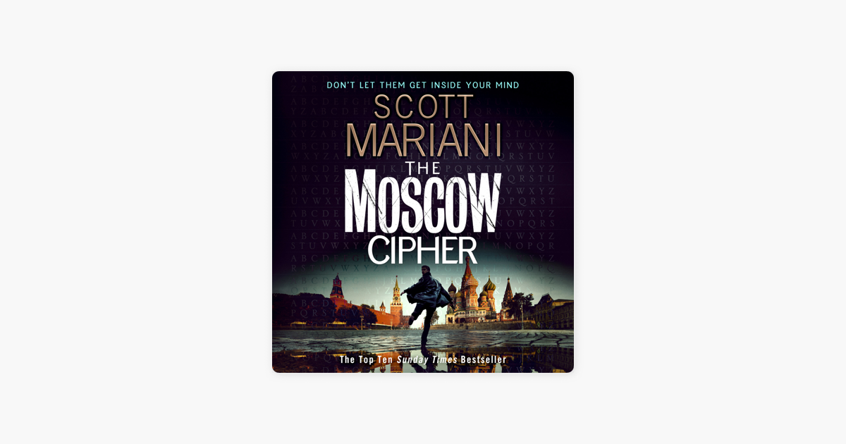 The Moscow Cipher On Apple Books