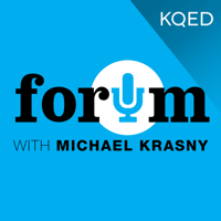 Podcast cover art of KQED's Forum