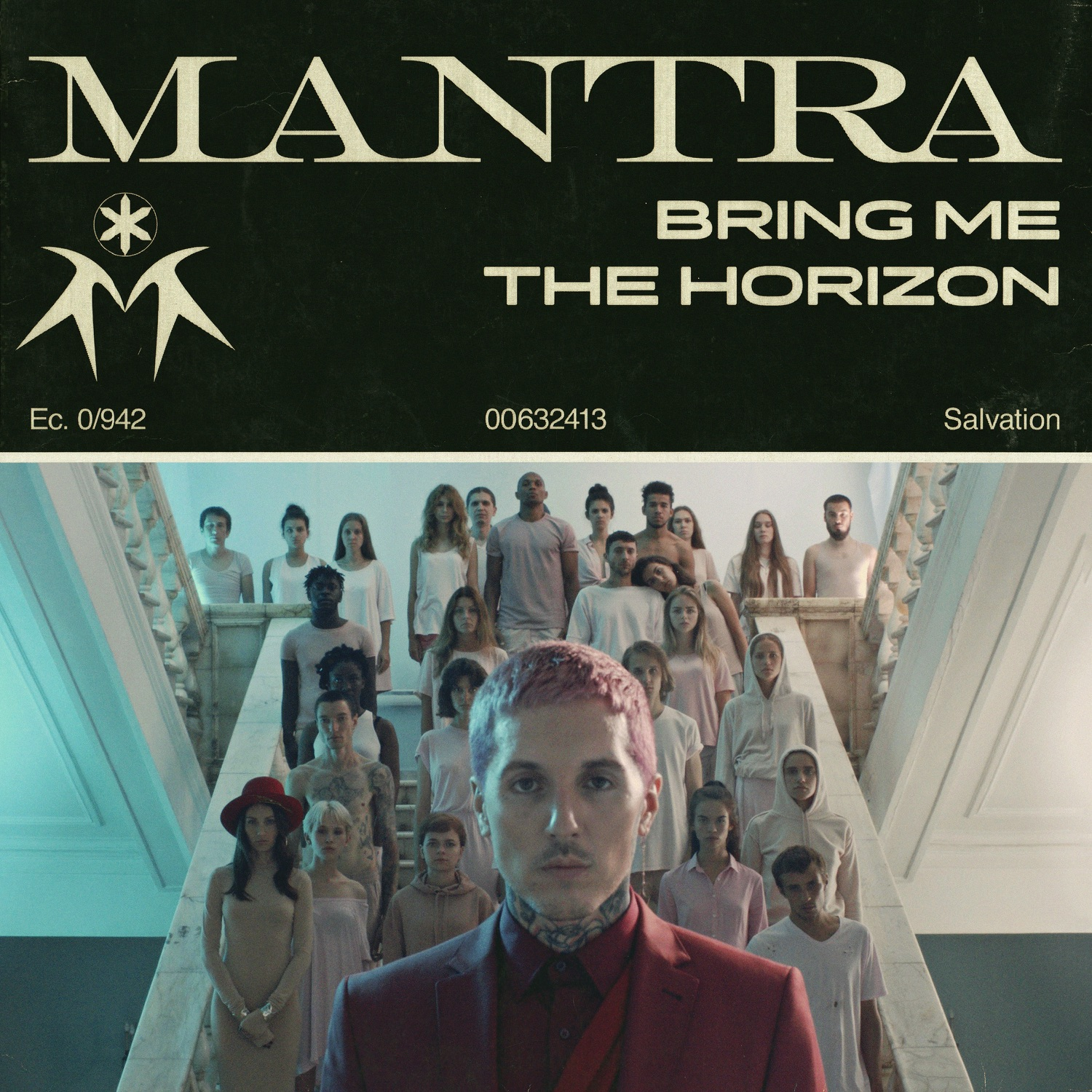 Bring Me the Horizon - MANTRA [single] (2018)