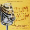 Plan B, Natti Natasha & Daddy Yankee - Zum Zum (feat. RKM & Ken-Y & Arcángel) [Remix] ilustración