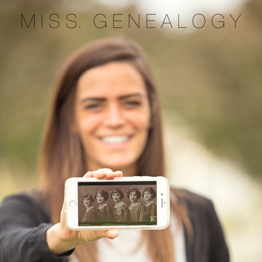 Cover image of Miss. Genealogy